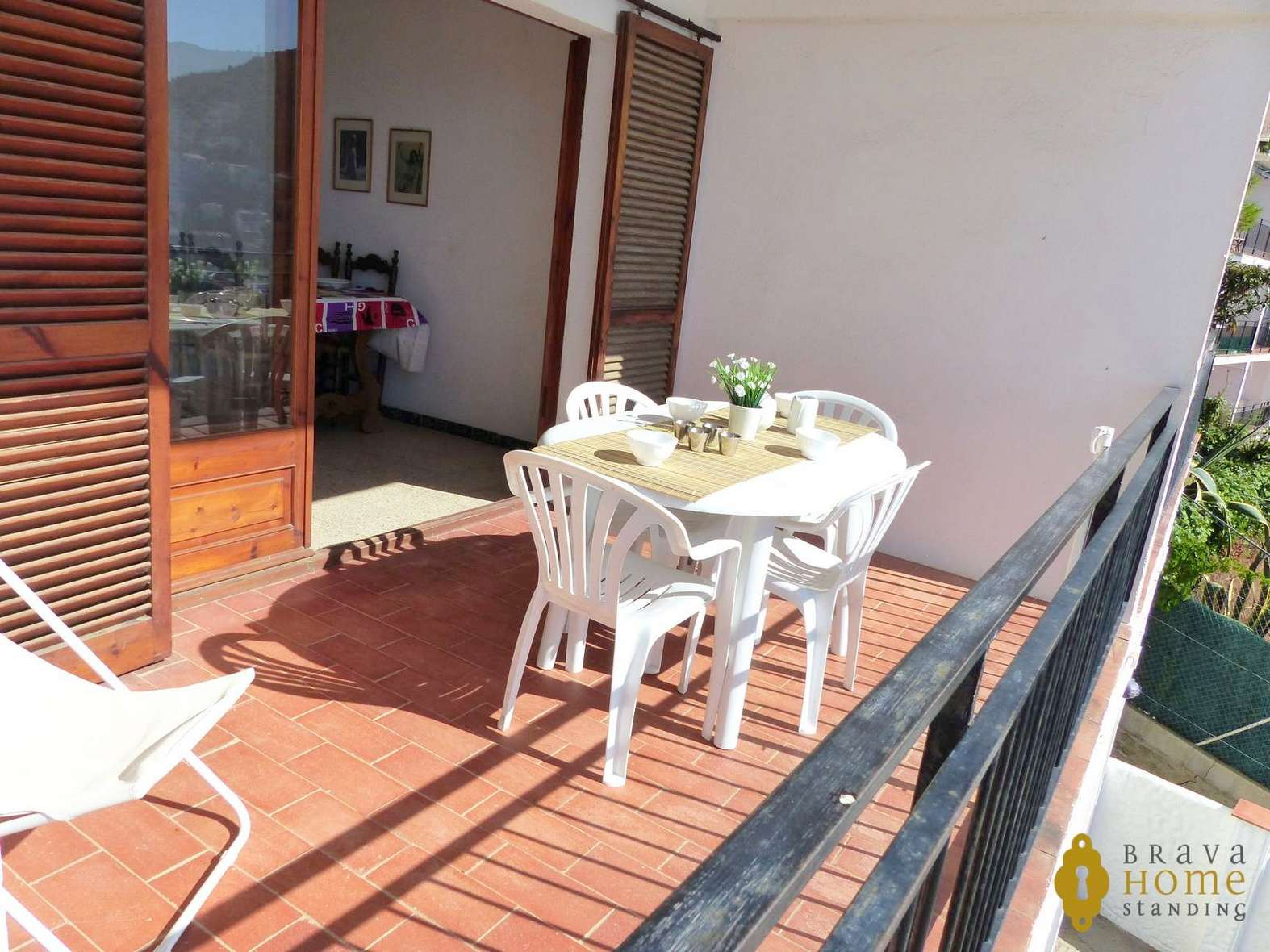 Beautiful apartment with some splendid views of the sea for sale in Rosas - Canyelles