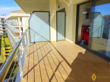 Splendid modern duplex with sea view, for sale in Rosas - Salatar