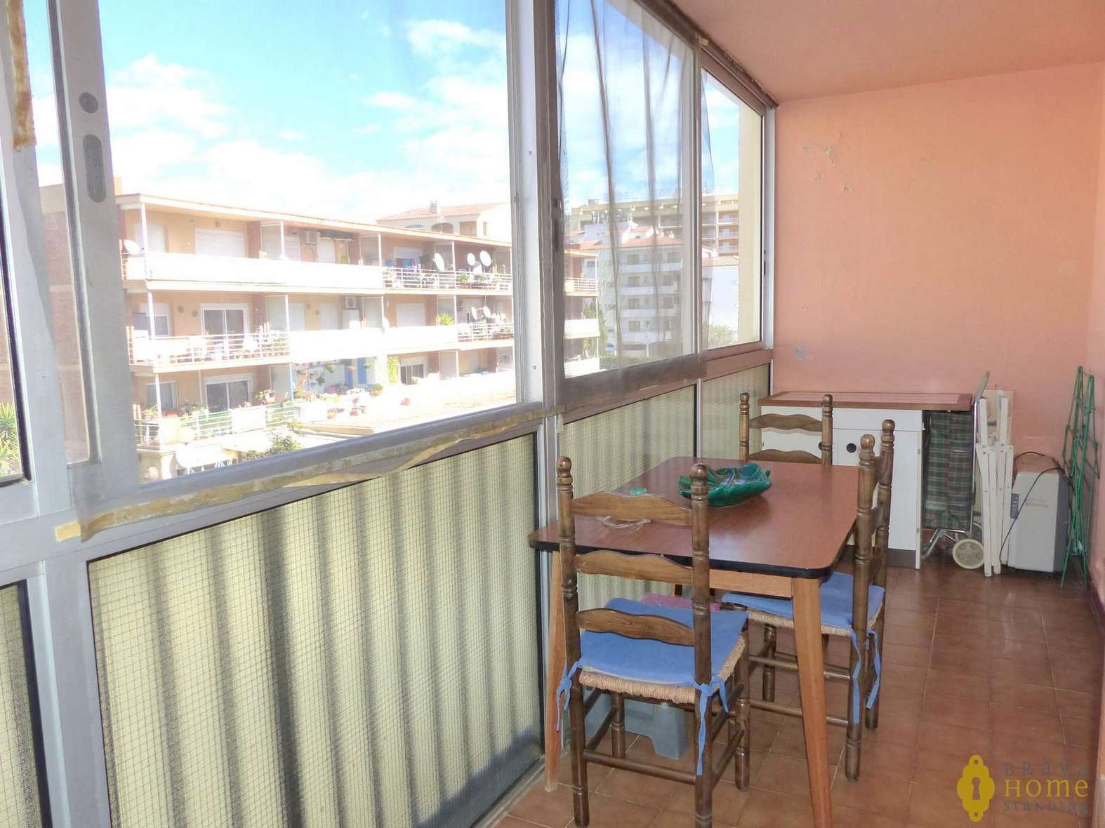 APARTMENT AT 300M FROM THE BEACH FOR SALE IN ROSAS - SANTA MARGARITA