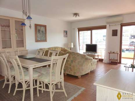 Splendid apartment at 200m from the beach, for sale in Empuriabrava