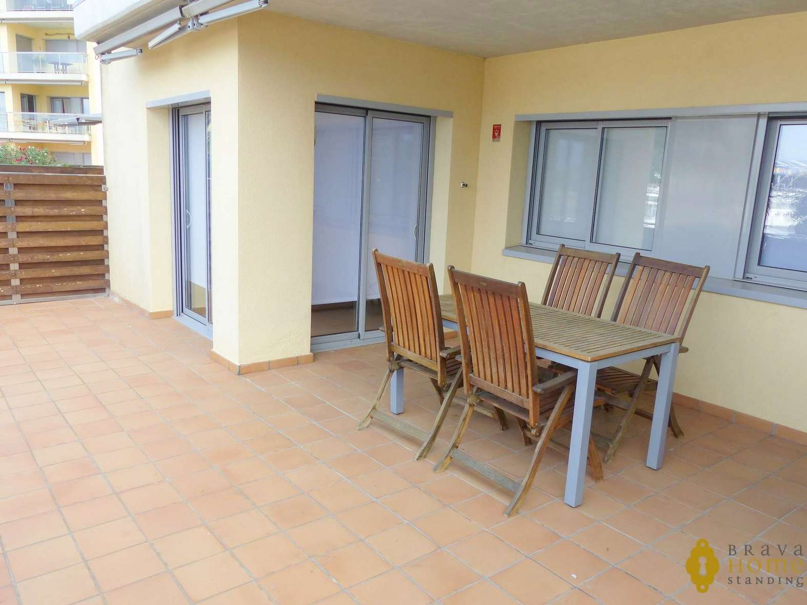 Beautiful ground floor apartment with pool  in Rosas - Santa Margarita