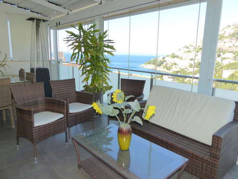 Gorgeous house for sale with awesome views of the sea for sale in Rosas - Canyelles