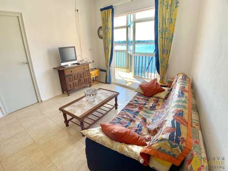Nice apartment with a beautiful canal view, at 100m from the beach of Santa Margarita