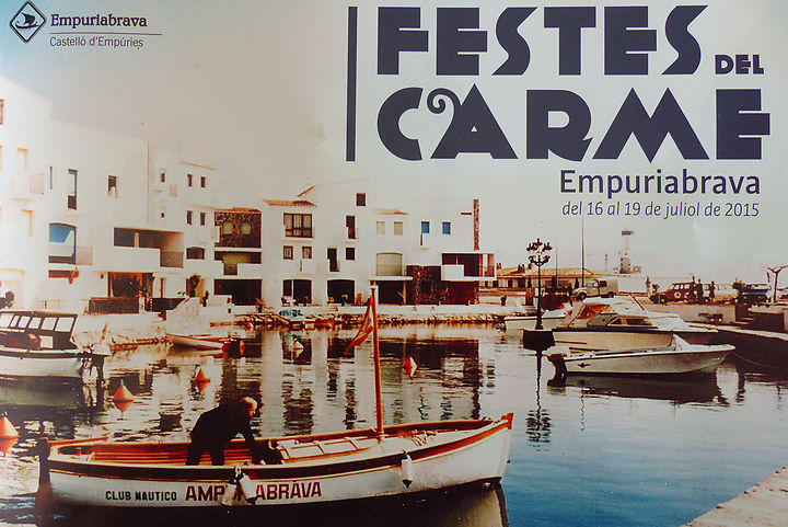Brava Home Standing your real estate agency informs you on the dates of the festival del Carmen 2015