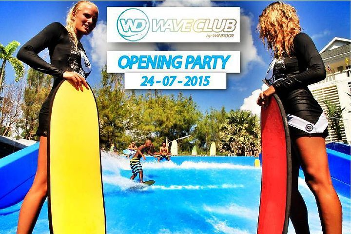 Inauguration Windoor Wave Club Empuriabrava