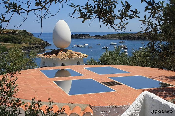 The House Of Salvador Dali In Portlligat Brava Home Standing