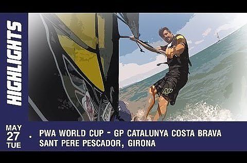 Brava Home Standing your real estate agency in Empuriabrava inform you of the PWA Catalunya World Cup